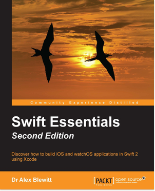 Swift Essentials Second Edition book cover